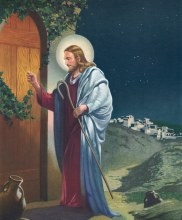 Jesus Knocks at the Door by William H. Victor Guinness